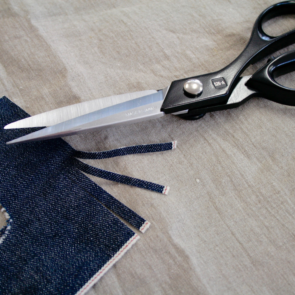 ARS of Japan Industrial Fabric Shears
