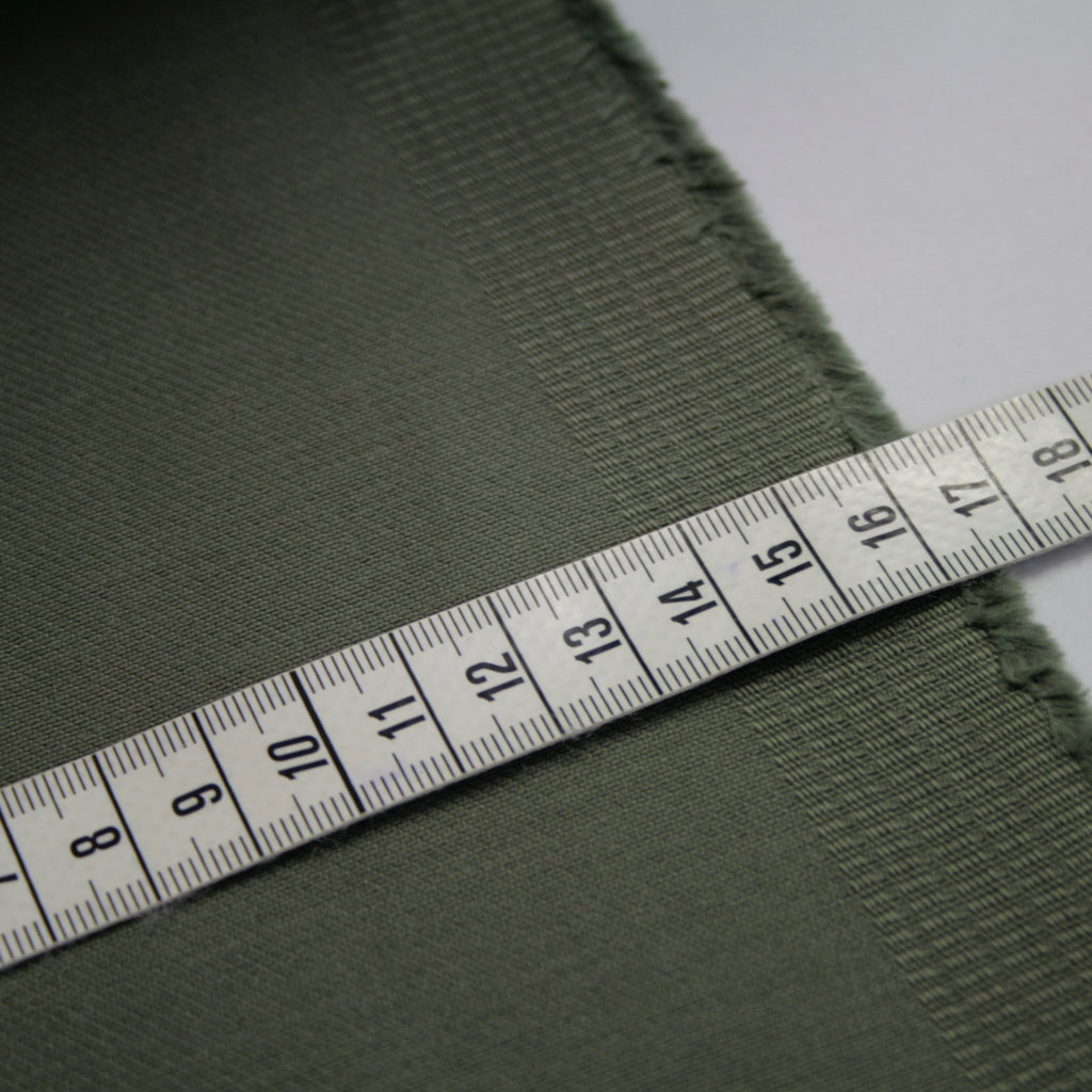 Japanese Heavy Stretch Twill - Khaki
