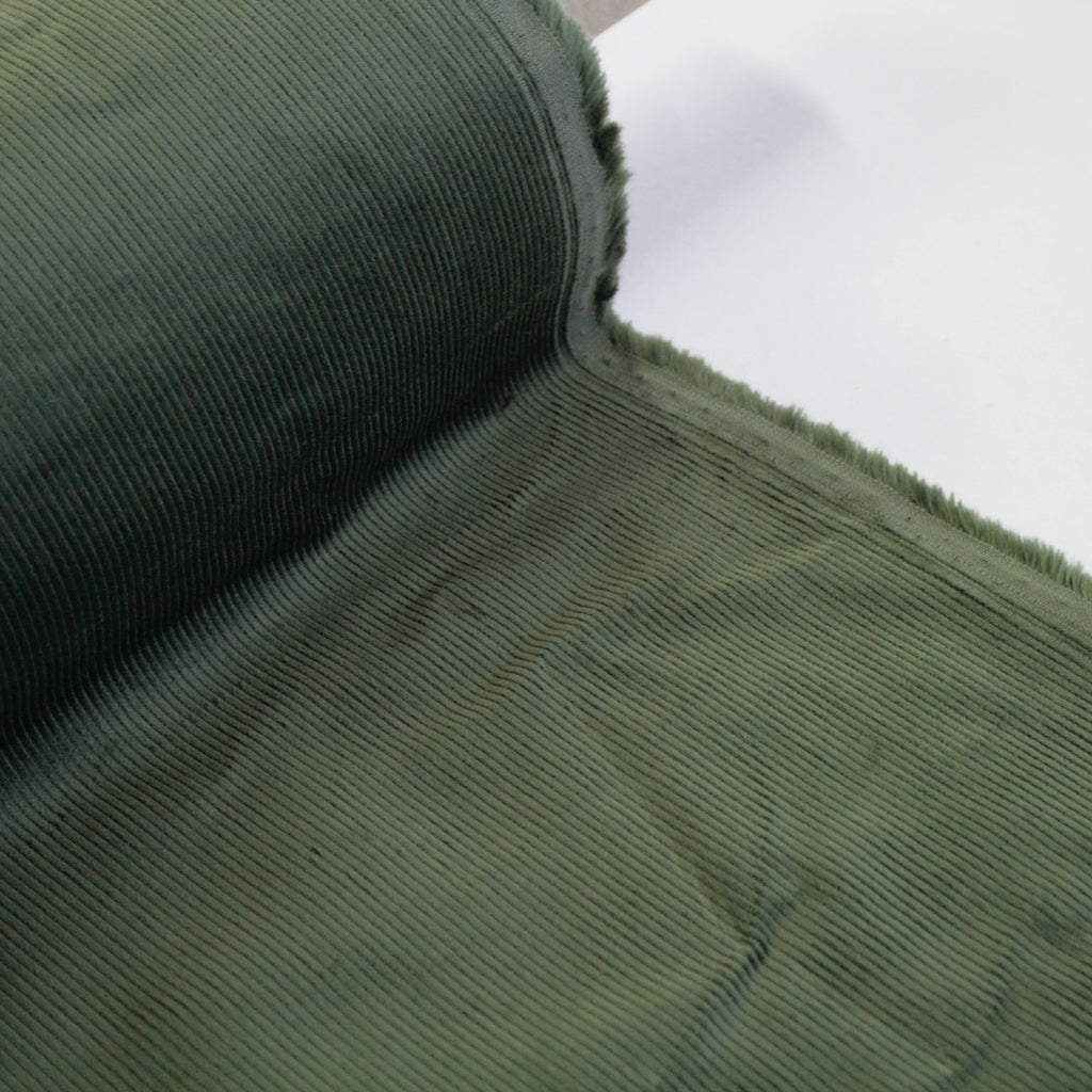 100% Cotton Corduroy, Fir