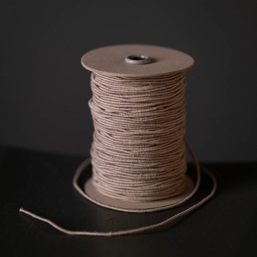 Merchant and Mills Linen Elastic, 2.5mm