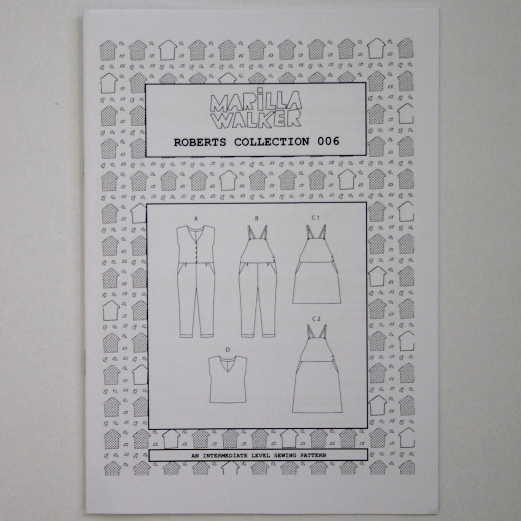 Roberts Collection pattern by Marilla Walker
