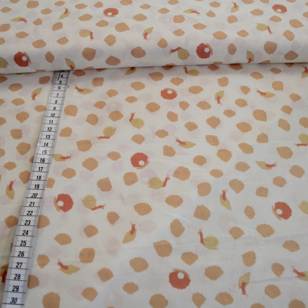 100% organic cotton, 'Saltwater' by Emily Martin for Birch