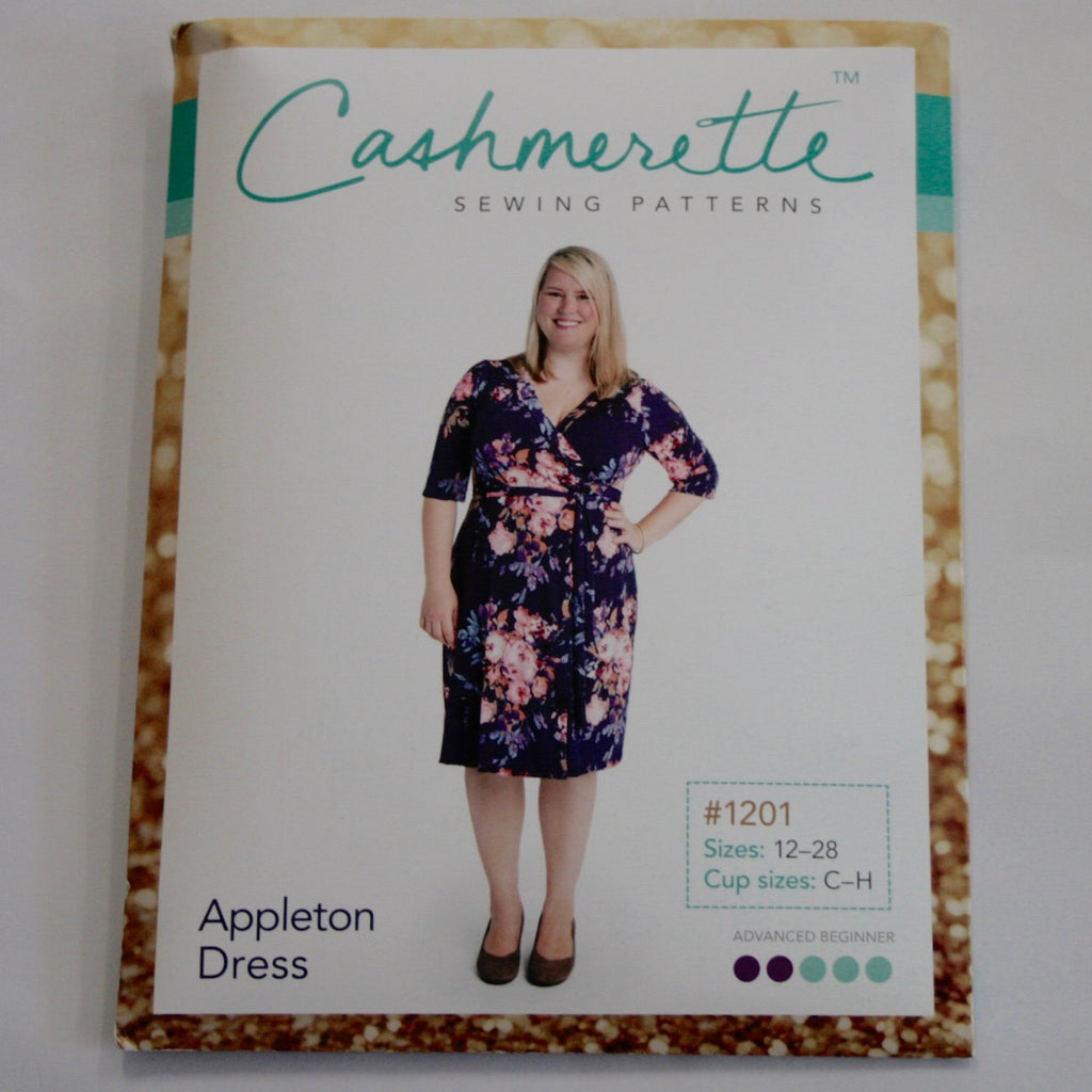 Cashmerette Patterns Appleton Dress