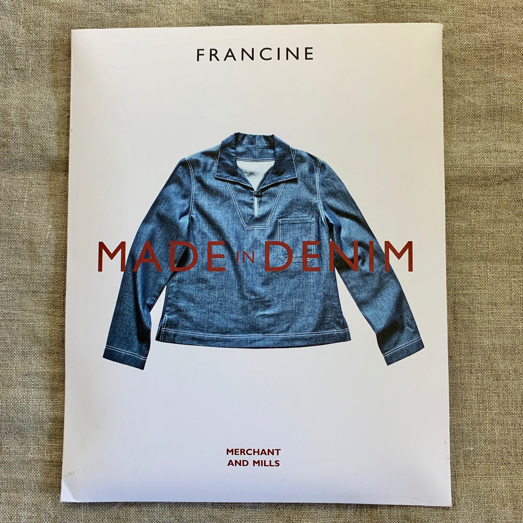 Merchant & Mills Francine Fisherman top & dress pattern