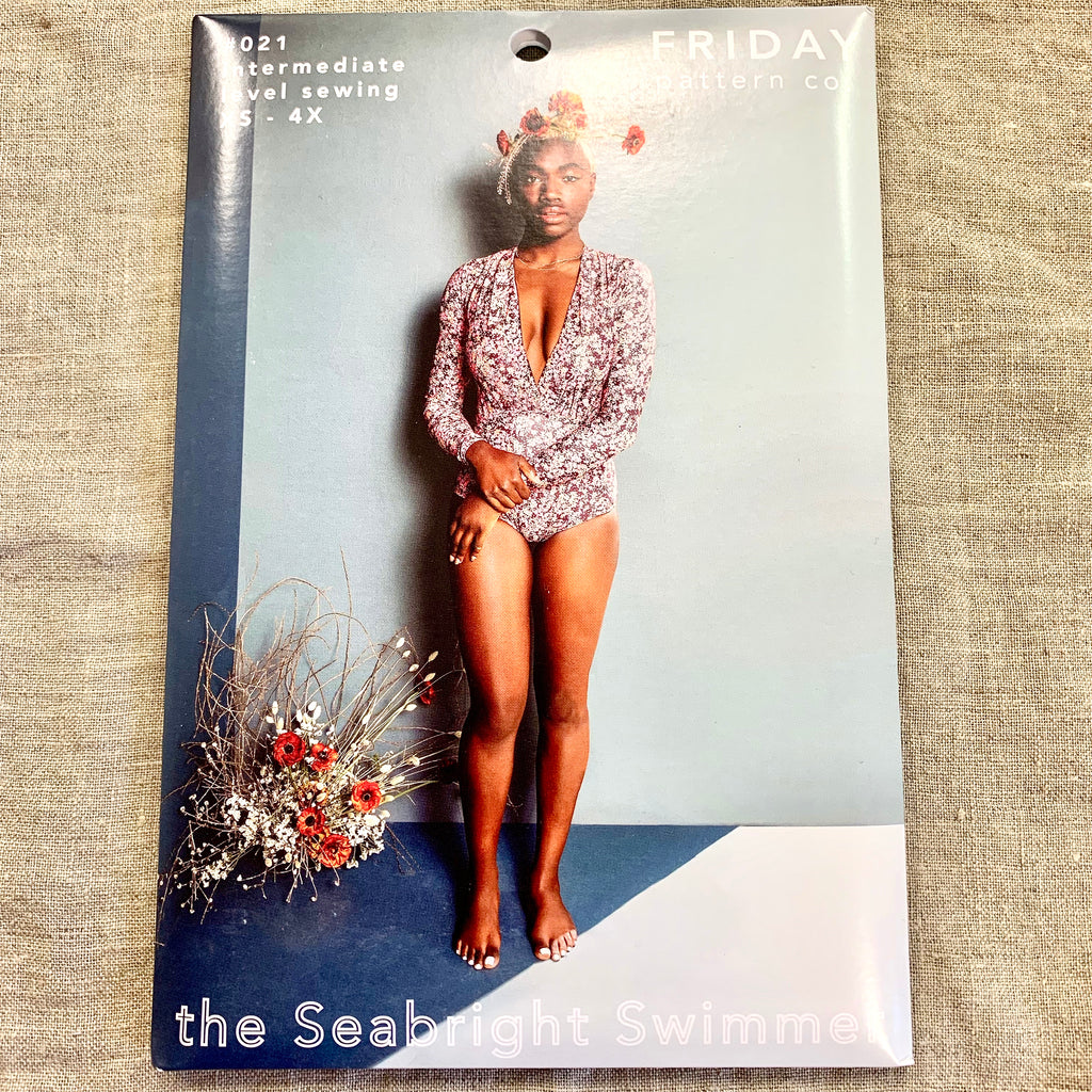 Friday Pattern Company - The Seabright Swimmer