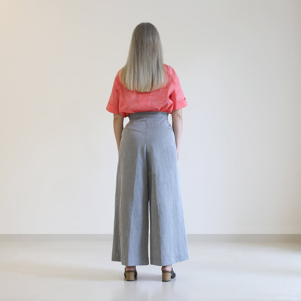 Cove Pant pattern by Pattern Fantastique