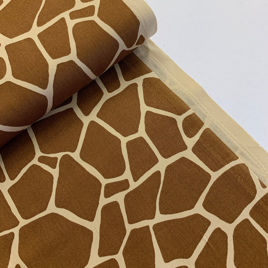 100% cotton by Sevenberry of Japan - Giraffe