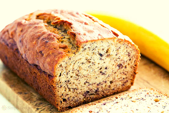 Spicy Bananabread à la Angelique Schmeinck