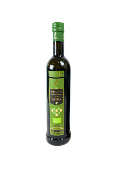 Agrestis Bell'Omio Organic Extra Virgin Olive Oil, 500 ml