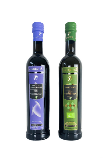 Alberi Olive Oil Gift Box - 2 bottles, 2x500 ml