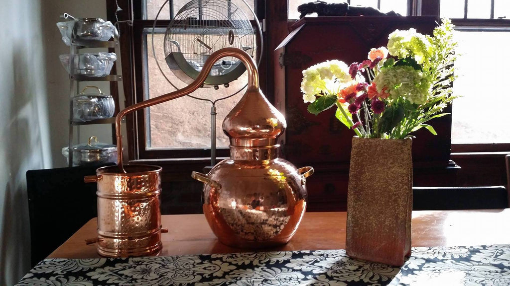 It's Copper Friday! Let's have a toast!