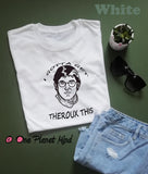 I gotta get Theroux this Eco Shirt