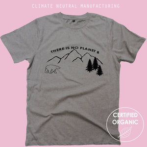There is no Planet B Organic Shirt