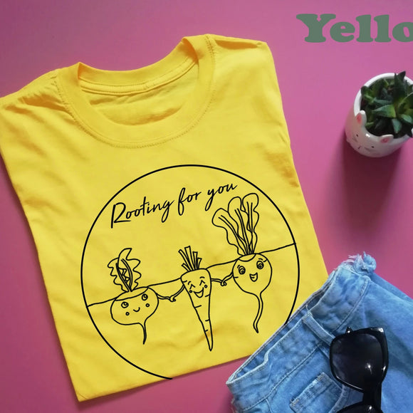 Rooting for you Eco T Shirt