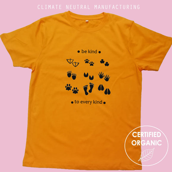Be Kind To Every Kind Organic Shirt