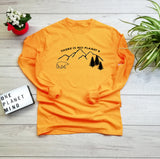 There is no Planet B Long Sleeve Eco T Shirt