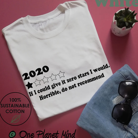 2020 Review T Shirt