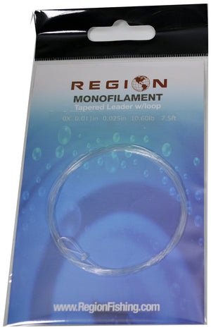 Monofilament Tapered Leaders