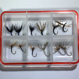 Tenkara Kebari Original Fly Set with 12 flies