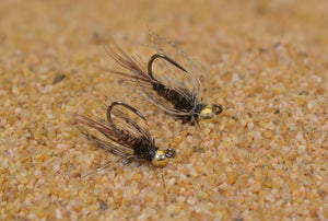 Soft Hackle Pheasant Tail Jig Fly