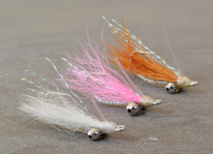 Crazy Charlie Bonefish Flies