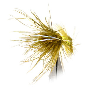 Bead Head Woolly Bugger Olive Streamer Flies