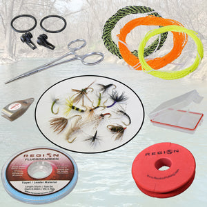 Just Add Water - Tenkara Rod Starter Kit