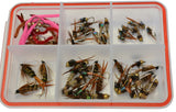 57 Flies Essential Nymph Assortment