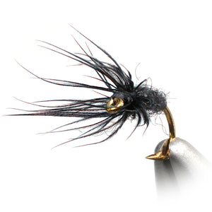 Black Kebari Tenkara Fly