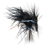 Bead Head Black Woolly Bugger Fly