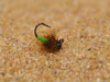 Jigged Caddis Fly