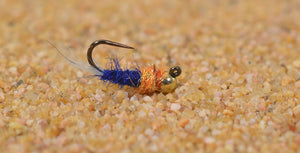 Blue Ice hot Spot Jig