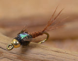 60 Count Premium Tungsten Nymph Fly Assortment