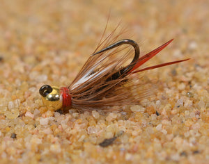 Tungsten Jigged Prince Nymph Fly