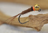 Tungsten Hot Spot Pheasant Tail Jig Fly