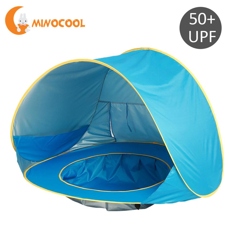 Baby Beach Tent (UV - protected)