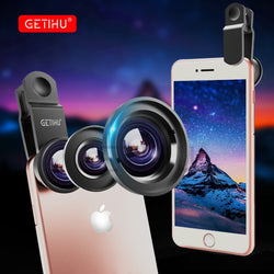 Universal Fish Eye Smartphone Camera Lens