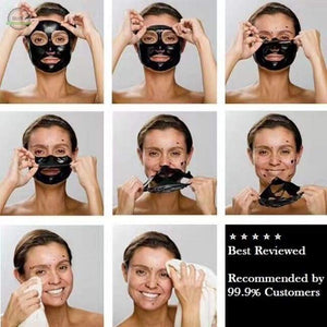 Display of Active Charcoal Mask & Face Purifier - Trusted Gadget Store - Charcoal Mask | Highly Reviewed Products that solve real problems. https://Trustedgadgetstore.com