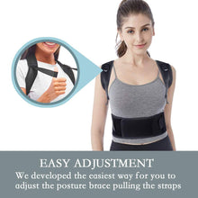 Load image into Gallery viewer, Display of Ez Spine Guard - Adjustable Posture Corrector - Trusted Gadget Store - Posture Corrector | Highly Reviewed Products that solve real problems. https://Trustedgadgetstore.com