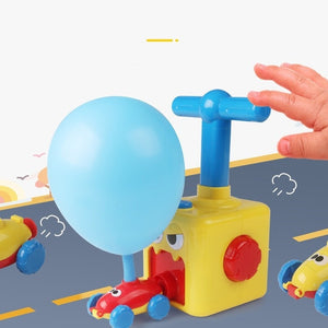 Display of BalloonBox - Balloon Powered Race Car - Trusted Gadget Store - Toy | Highly Reviewed Products that solve real problems. https://Trustedgadgetstore.com