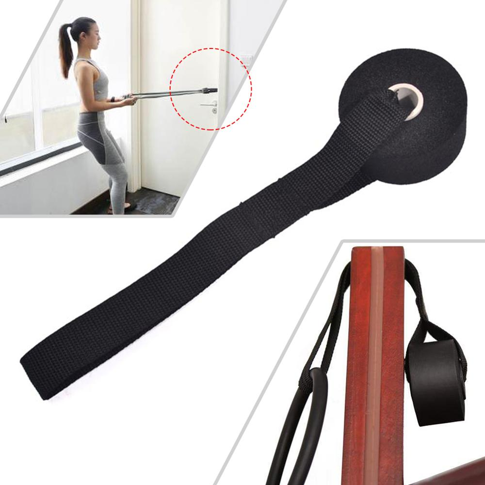 Display of DOOR ANCHOR FOR RESISTANCE BANDS Use the Door Anchor to create your own home gym Attach the Advanced Door Anchor to anywhere on the door Portable and easy to carry, safe, effective and affordable Trusted Gadget Store