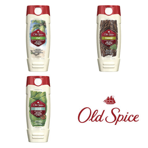 OLD SPICE FRESHER COLLECTION BODYWASH 473ml /ボディウォッシュ
