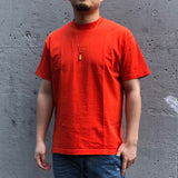 6.5oz Garment Dye Crew Neck T-Shirt/Tシャツ