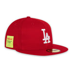 LA STUDIO HAT (RED)