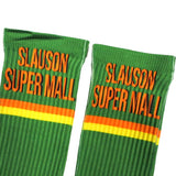 SLAUSON SUPER MALL Logo Socks