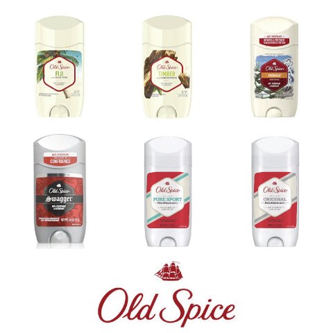 OLD SPICE INVISIBLE SOLID /デオドラントスティック