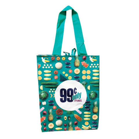 99¢ ONLY STORES ECO BAG Green