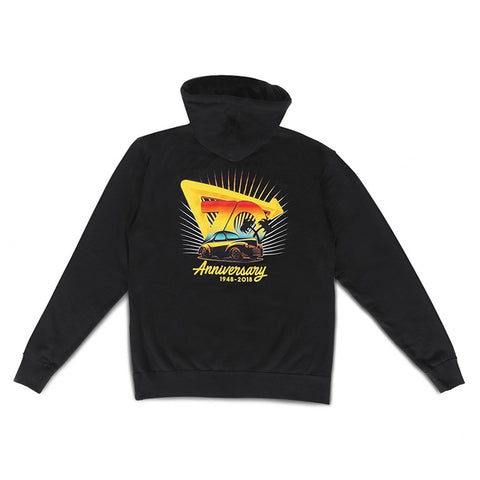 70TH ANNIVERSARY ZIP-UP HOODIE