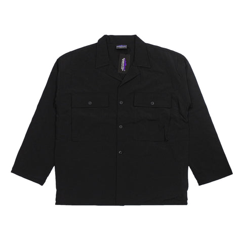 Padding Shirts Jacket Black