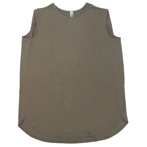 Womens Sleeveless Tee